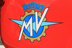 154 MV Agusta Badge - History (robertknight16) Tags: mv agusta italy italian badge badges automobilia haynes