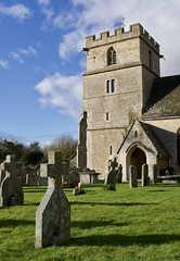 St John the Baptist Church Latton (Nigel Musgrove-2.5 million views-thank you!) Tags: st john baptist church latton wiltshire cotswolds