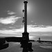 The Light (From the Lens of The Frantic Photographer) Tags: mono monochrome blackwhite yorkshire bridlington harbour