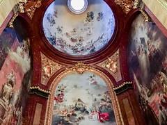 capilla Carlos III pintura de Casto Plasencia interior Real Basilica de San Francisco el Grande Madrid (Rafael Gomez - http://micamara.es) Tags: capilla carlos iii pintura de casto plasencia interior real basilica san francisco el grande madrid