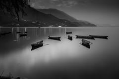 Phewa Lake - Pokhara, Nepal (RobMatthews) Tags: boats phewalake nepal pokhara himalayas