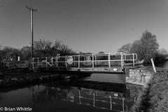 IMGP9332 (Brian H Whittle) Tags: blackwhite leedsliverpoolcanal rufford canal