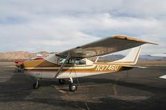 N3746U Cessna 182G (corkspotter / Paul Daly) Tags: n3746u cessna 182g c182 18255146 l1p a445e4 private 1963 20031024 kapv apv apple valley airport
