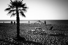 beach club (hansekiki) Tags: mecklenburgvorpommern warnemünde strand beach canon 5dmarkiii balticsea ostsee