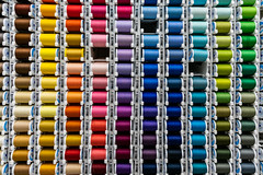 Spools of Thread (Eric Bloecher) Tags: spool spools thread color colors colorful vibrant craft crafts sewing store