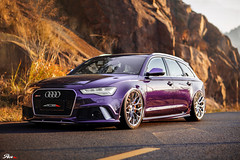 AudiRS6 (ACEALLOYWHEEL/AMF FORGED) Tags: rs6 audi audirs6 stance stancedaily superstreet slammned slammednuff lowered loweredstandards modded lifestyle