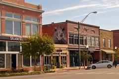A new Opposum in town (radargeek) Tags: fortsmith ar arkansas october 2017 architecture oldhwy64 bordaloii possum opossum art downtown