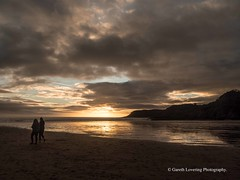 Sunset over Caswell Bay 2019 01 25 #23 (Gareth Lovering Photography 5,000,061) Tags: sunset sun sunny sunshine caswell gowercoast gower swansea wales seaside landscape beach walescostalpath olympus penf garethloveringphotography