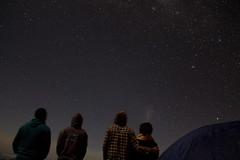 Pedra da Macela - Cunha-SP (johnnaspaiva) Tags: pedra da macela cunha sp natureza nature sky céu montanha trilha estrelas stars night noite acampamento acampar barraca camping estrelado brasil brazil br