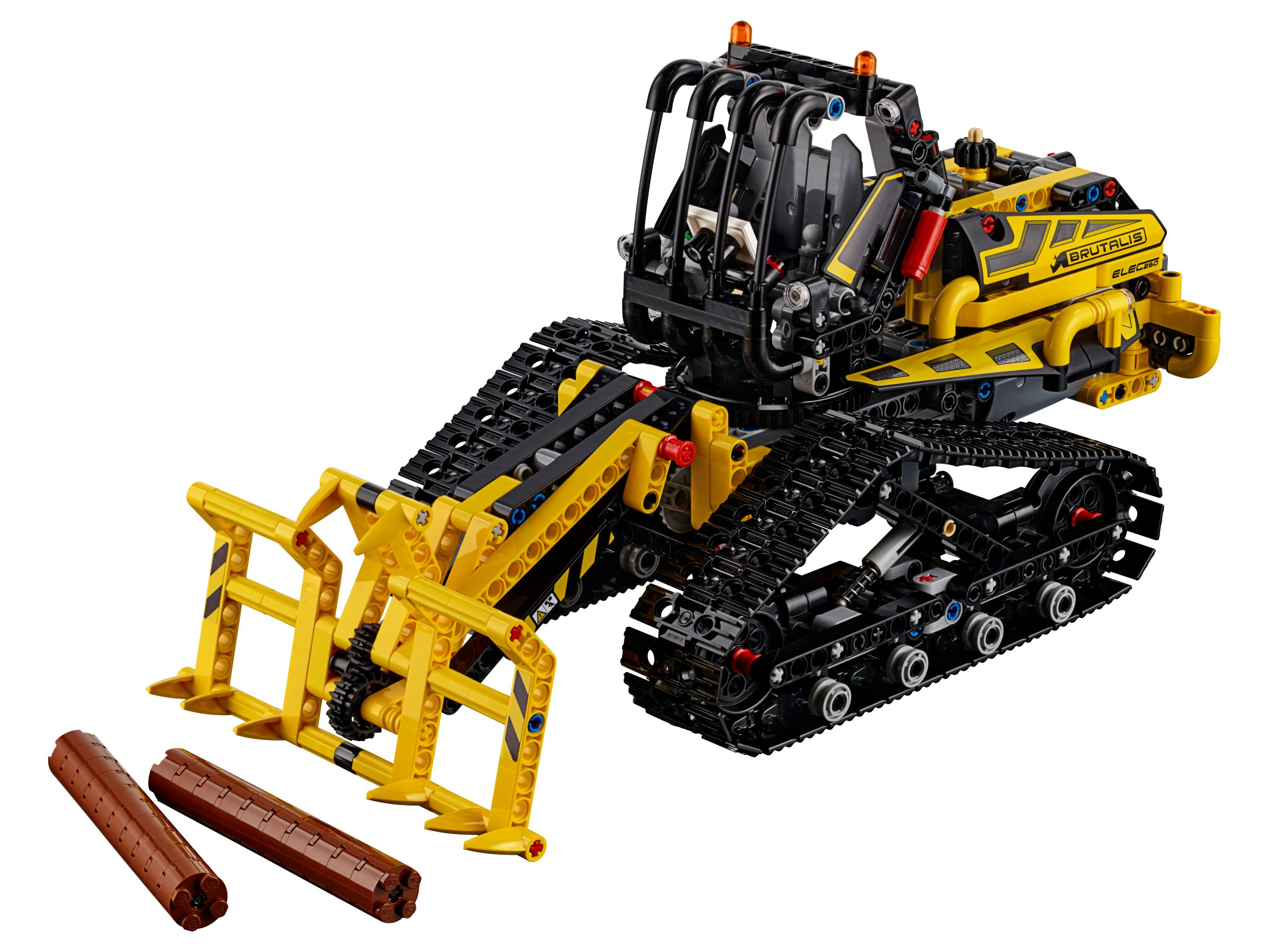 lego technics 2019  2019 LEGO Technic : sets from the first wave > Candidbricks