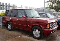 G445 TVO (1) (Nivek.Old.Gold) Tags: 1989 range rover vogue efi auto overfinch aca 5734cc