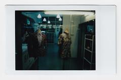 (Hem.Odd) Tags: instaxmini90 fujifilm mannequin instant tailorshop coat dress lowlight malaysia kualalumpur
