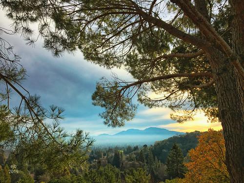 Sunrise, Mount Diablo
