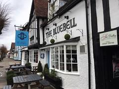 The Bluebell, Henley-in-Arden (Kris Davies (megara_rp)) Tags: henleyinarden warwickshire
