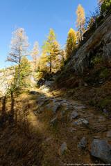 DSC_5224 (www.figedansletemps.com) Tags: laghidelrutor valdaoste italia italie lac lake rutor glacier montblanc montagne mountain alpes alps coucherdesoleil leverdesoleil sunset sunrise automne autumn altitude relief bivouac rando hiking
