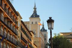 Toledo, Spain (M Malinov) Tags: toledo spain city cityscape cityview building old architecture europe eu испания европа толедо