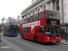 Arriva London VLA27 LJ55BDE on Route 176 (McClellandFilms) Tags: alexander dennis adl alx400 volvo b7tl trident