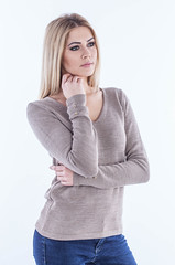 beeanddonkey_sweter_IMG_7493 (beeanddonkey) Tags: beeanddonkey knitted fashion madeinpoland dzianina kobieta woman fashionphoto stylish silesia silesiafashion
