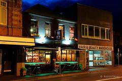 20190109-51-Bar Wa Izakaya exterior night (Roger T Wong) Tags: 2019 australia bawaizakaya hobart japanese rogertwong sel24105g sony24105 sonya7iii sonyalpha7iii sonyfe24105mmf4goss sonyilce7m3 tasmania bar building lights night restaurant street