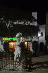 Mojácar Nocturno /plaza de la Iglesia /Monumento a la Mujer mojaquera, (FFMENDOZA -AUSTRALIA/Mojacar) Tags: monumento mªángeleslázaroguil escultura nocturno mojácarnocturno plazadelaiglesia