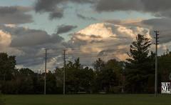 Dark Sunset (rumimume) Tags: rumimume 2018 niagara ontario canada photo canon 80d outdoor day nature sky cloud evening