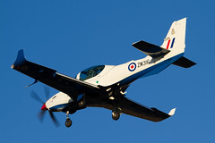 Prefect T1 ZM316 57Sqn (spbullimore) Tags: heath barkston grob 120 prefect t1 uk royal air force raf 2019 57 sqn squadron 3 fts flight training school zm316