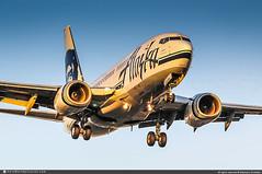[LAX.2012] #Alaska.Airlines #AS #Boeing #B737 #N644AS #awp (CHRISTELER / AeroWorldpictures Team) Tags: alaskaairlines alaska usa boeing 737790 b737 wl winglets msn307951277 engines cfmi cfm56 n644as landing renton rnt krnt wa asa plane aircraft airplane aircrafts planespotting losangeles lax klax california ca airport socal nikon d300s nikkor sunset aeroworldpictures awp chr 2012