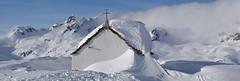 Cappella (Alpine Light & Structure) Tags: switzerland schweiz suisse snow skitour alps alpen alpes winter bedrettotal helgenhorn ticino tessin alpinelightstructure