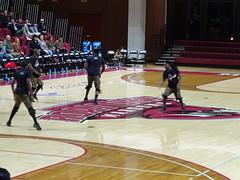 Zuzu Acrobats - Halftime (dougmartin571) Tags: roanokecollege lynchburghornets roanokemaroons maroonsathletics basketball americasgottalent agt zuzuacrobats maroonathletics roanokecollegeathletics
