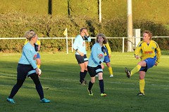 66 (Dale James Photo's) Tags: buckingham athletic ladies football club ascot united fc reserves womens thames valley counties league cup stratford fields non