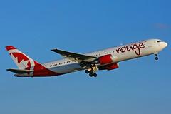 C-GHLA (Air Canada rouge) (Steelhead 2010) Tags: aircanada rouge boeing b767 b767300er yyz creg cghla