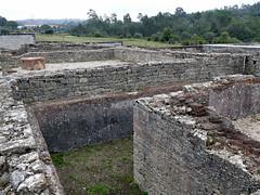 Yacimiento. Grandes Termas del Sur (Conimbriga, Portugal) (Juan Alcor) Tags: yacimiento termas sur sul ruinas romanas romano portugal conimbriga