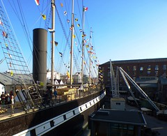 SS Great Britain (5) (Boxbrownie3) Tags: ssgreatbritain ship brunel bristol museum visitorattraction docks gwr