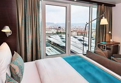 Motel One Wien-Hauptbahnhof, Vienna (katalaynet) Tags: follow happy me fun photooftheday beautiful love friends