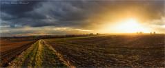 Supernova (Peter Daum 69) Tags: licht light sonne sun sunset sonnenuntergang landschaft landscape supernova scenery photoart canon eos fotografie natur nature color farbe sonnenaufgang sunrise magie dream traum rays strahlen wolken clouds