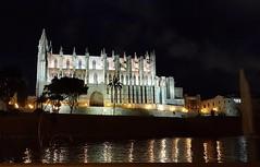 Catedral De Mallorca - Palma - 2018-11-22 (BillyGoat75) Tags: catedraldemallorca building stone nightshot dark cathedral palma mallorca majorca balearicislands spain