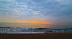 Costa Dorada.- (angelalonso57) Tags: canon eos 7d mark ii efs1018mm f4556 is stm ƒ45 100 mm 1200 orange sky yellow amarillo photography image tonos foto encuadre momento work moment captured mood