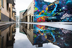 Mural reflection