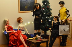 Merry-Christmas-2018 (JL_the_Lion) Tags: merrychristmas2018 bjd 14 msd fashion iplehouse fid isabel isolde raffine friederike aeheal dollshe amanda beauty granado doll vigor lucifer morningstar christmas party souldoll