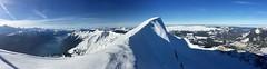 panoramic view Swiss Alps Switzerland (roli_b) Tags: switzerland schweiz suisse suiza svizzera swiss alps schweizer alpen alpi alpine berge berg panorama panoramic view 2018 winter berner oberland bernese snow topped mountains schnee bedeckt blue sky emmental brienzersee interlaken travel viajar turismo tourism