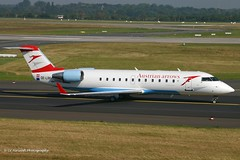 OE-LRF_CRJ1_Austrian Arrows_- (LV Aircraft Photography) Tags: airliner austrianarrows crj1