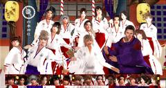 flickr260- 四季神社巫女 (Shiki Jinja Shrine's Mikoes) (yakochi) Tags: secondlife shiki jinja shrine guji negi onmyoji miko minarai hukumusume cosplay