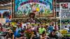 2018 - Mexico - Oaxaca - Ocotlán de Morelos - Market Day - 11 of 12 (Ted's photos - Returns late Feb) Tags: 2018 cropped mexico nikon nikond750 nikonfx oaxaca tedmcgrath tedsphotos tedsphotosmexico vignetting lacocinadefrida lacocinedefridaocotlan ocotlan ocotlanmexico ocotlanoaxaca cafe restaurant