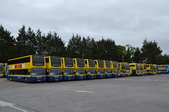 Dublin Bus VT6 05-D-70006 - VT28 07-D-70028 - VT5 05-D-70005 - VT34 07-D-70034 - VT7 05-D-70007 - VT11 05-D-70011 - VT6 05-D-70006 - VT10 05-D-70010 (Will Swain) Tags: dublin donnybrook depot 16th june 2018 bus buses transport travel uk britain vehicle vehicles county country ireland irish city centre south southern capital enviro 500 vt6 05d70006 vt28 07d70028 vt5 05d70005 vt34 07d70034 vt7 05d70007 vt11 05d70011 vt10 05d70010 vt 10 6 11 7 34 5 28