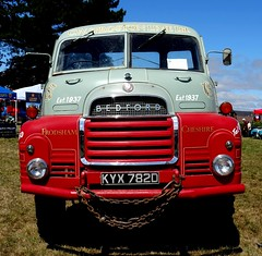 Bedford Truck Frodsham Classic Car & Bike Show July 2018 (mrd1xjr) Tags: bedford truck frodsham classic car bike show july 2018