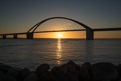 Under the bridge (Pascal Riemann) Tags: fehmarn balticsea dusk germany landscape outdoor sunset coast sea