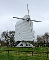 Great Chishill Windmill (scuba_dooba) Tags: chishill great windmill cambridgeshire uk england post mill