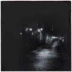 Edinburgh's New Town (FotoFling Scotland) Tags: cobbles edinburgh flickr newtown nightwatch street