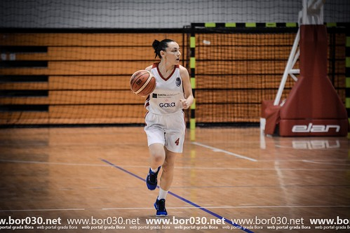 ŽKK Bor - ŽKK Spartak
