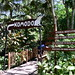 Komodo Garden enclosure in the Bali Safari and Marine Park